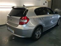 2004 BMW 1 series 5 door